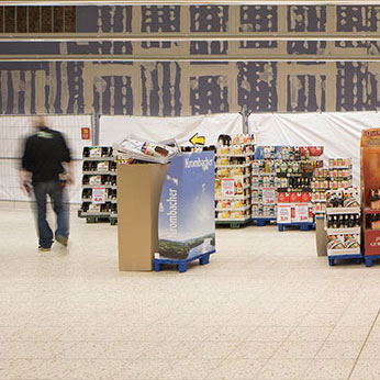 Umbau ECE-Center Edeka, Elmshorn